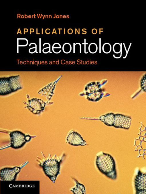 Applications of Palaeontology (eBook): Techniques and Case Studies